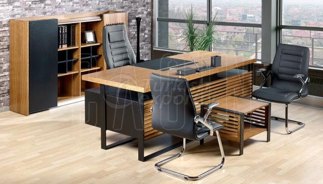 Executive Office Set Moot