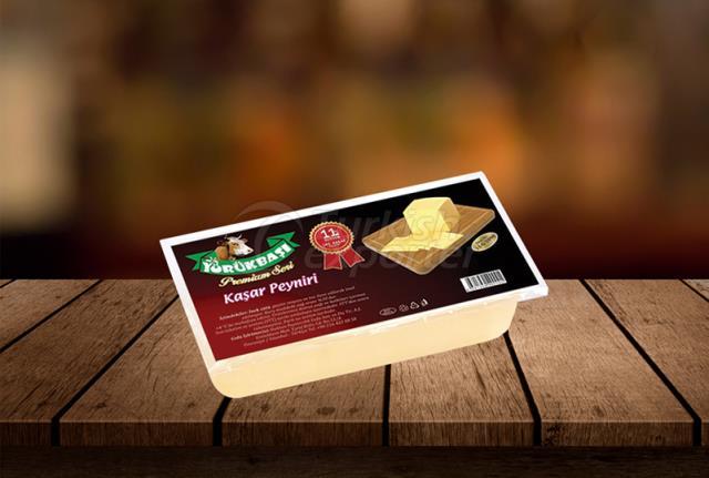 Fresh Kashar Cheese 1000 Gr
