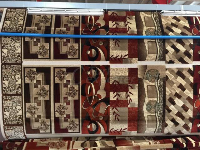 Contemporary Line Carpet