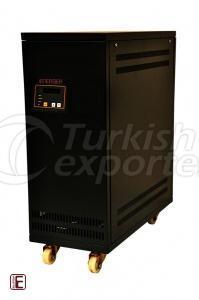 100KVA Three Phase Static Voltage Regulator