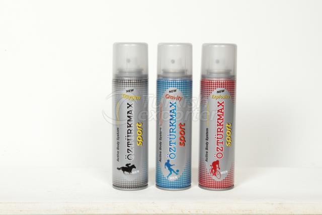 Deodorant 160 Ml - Max Ozturk