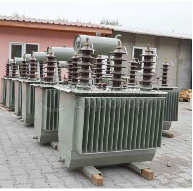 Transformer with Expansion Tank