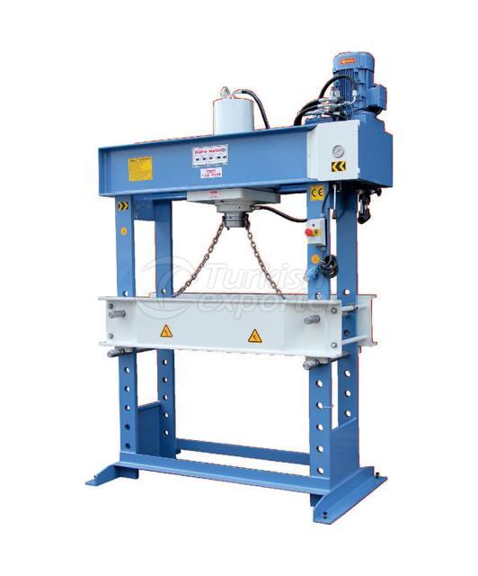 150 Ton Hydraulic Press