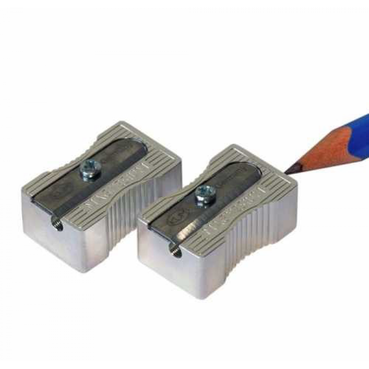 4064900001211 Single Metal Pencil Sharpener