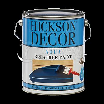 ديكور Hickson أكوا Breather الطلاء