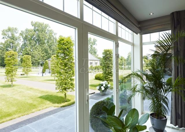 Pvc Window Systems FUSION