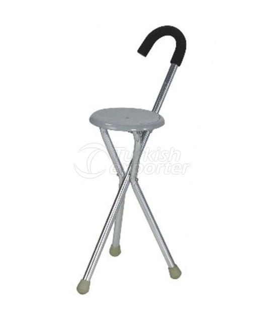 Walking Stick With Seat AS911L