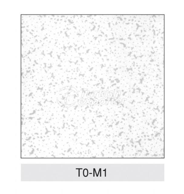Asma Tavan Uygulamaları  T0-M1
