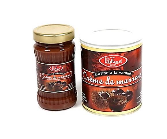 Creme de Marrons (Chestnut Puree)