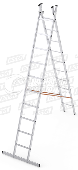 Split Type Extension Ladders