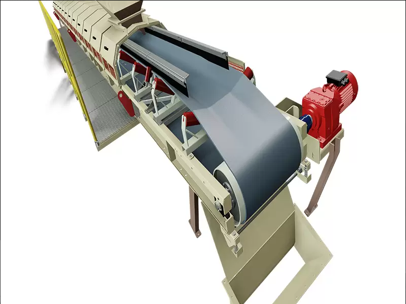 Belt and Roll Conveyors