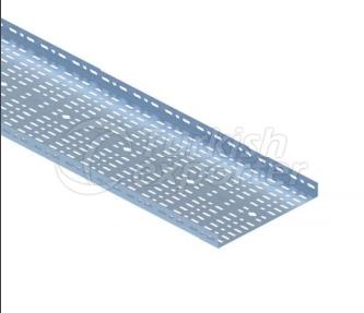 Low-Medium Duty Type Cable Trays EN40