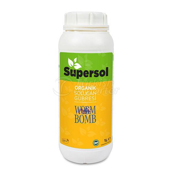 WORMBOMB (Organic Liquid Worm Derivative )Vermicompost