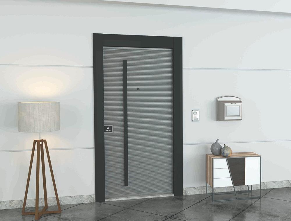 Steel Doors Platinum Vigor