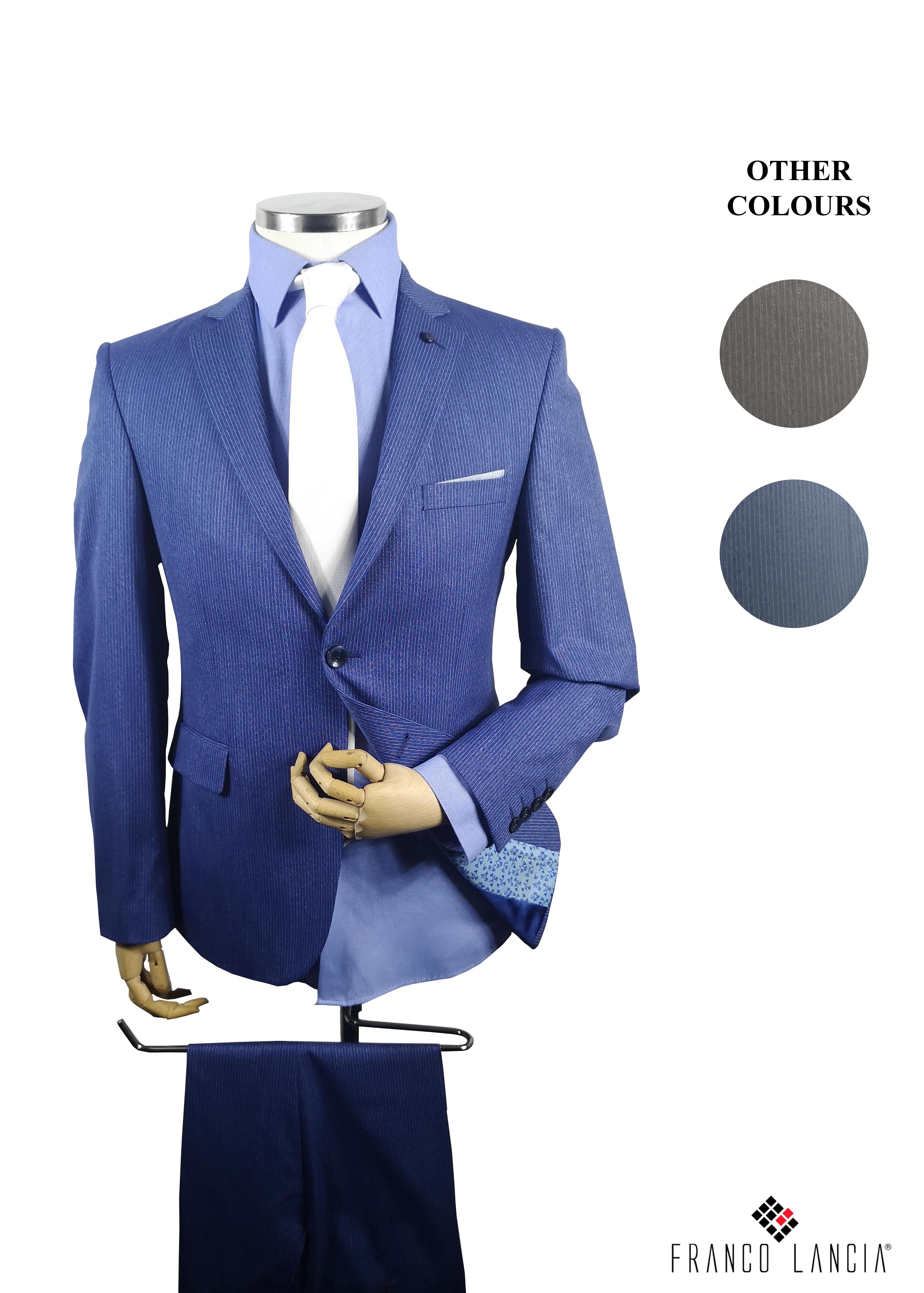 2 Piece Slim Fit Suit
