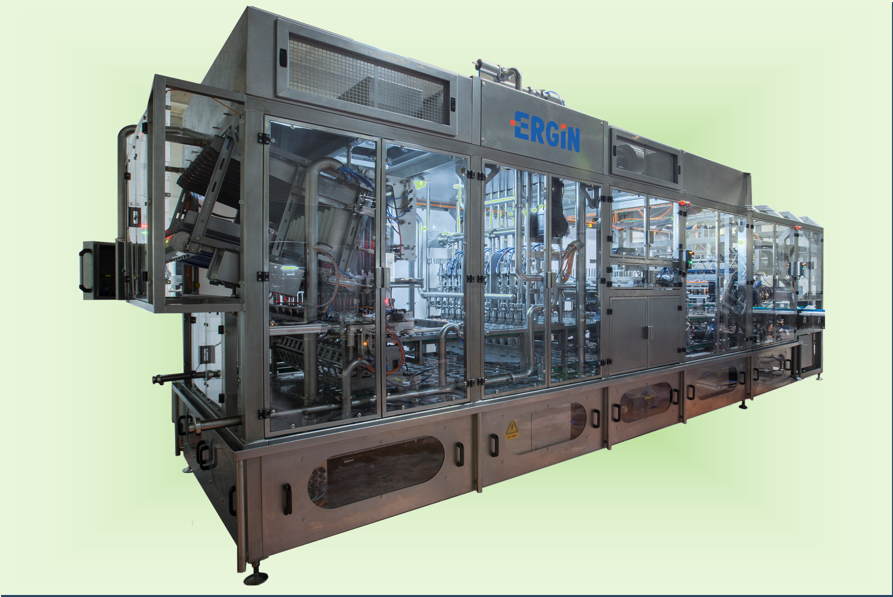 Linear Machine - FILL-IZ 10