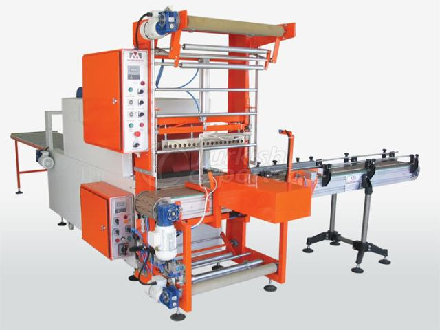 Shrink Packaging Machines - Full Automatic - Side - Feeding