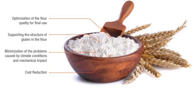 Flour Improvers - Correctors