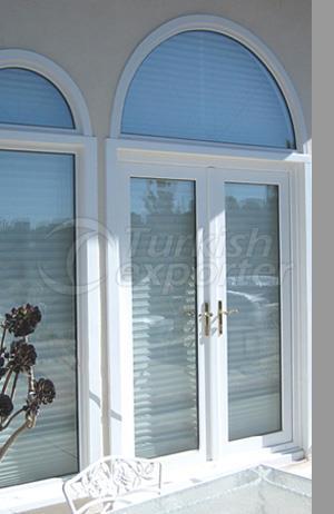 Line 80 pvc window