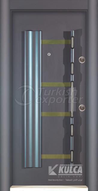 Z-9010 (Özel Çelik Kapı)