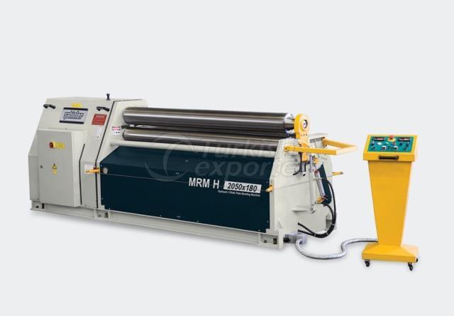 3 Rolls Plate Bending Machine - MRM-H
