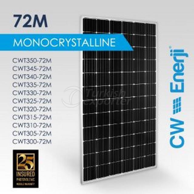 CWT Monocrystalline 72M 300-350 Wp