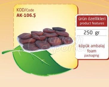 Abricot séché AK 106.S 250gr