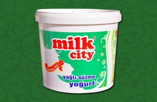 Milk City Homogenized Yogurt 10 Kg