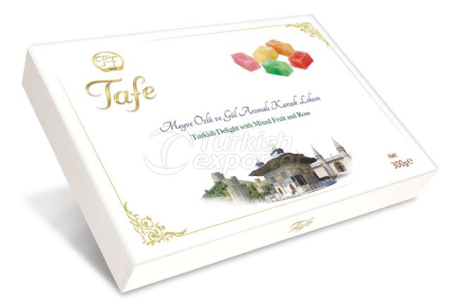 Turkish Delight Mixed Fruit and Rose 506