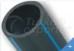 90-10  Black Coil Pipe