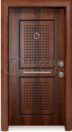 Gold 2 Series Steel Door