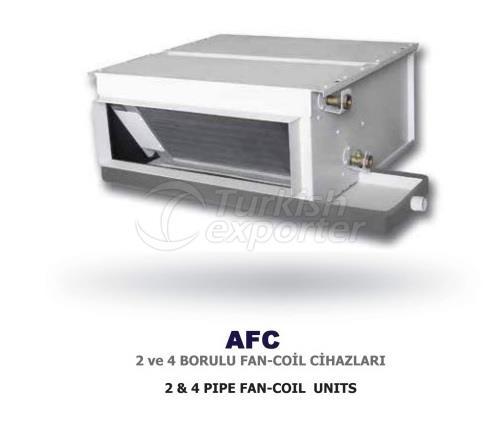 Unidades de Fan Coil