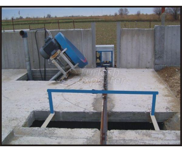 Fertilizer Mixer And Pump