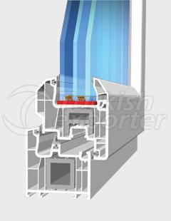 Window Profiles Atlantik-7771
