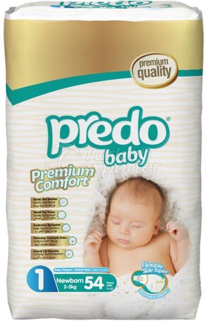 Baby Diapers Predo Advantage X Small