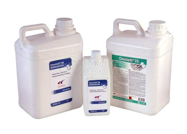 Omnisitt 28 Concentrated Solution