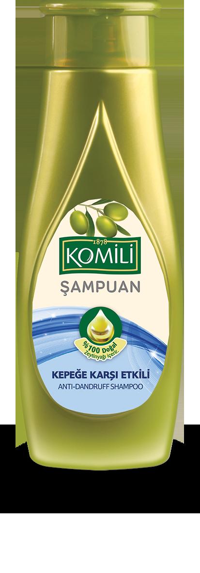 Shampooing Komili