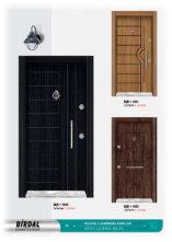 Rustic Laminox Doors