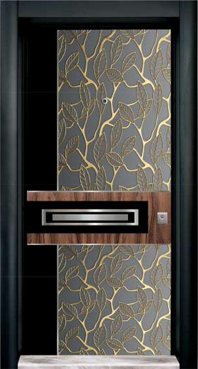 Ultralam  Steel Door 7604