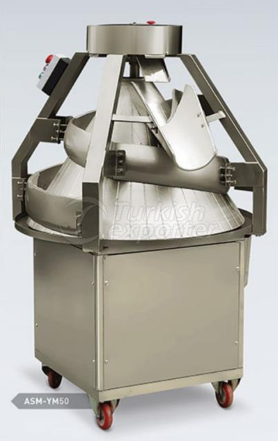 Conical Rounding Machine