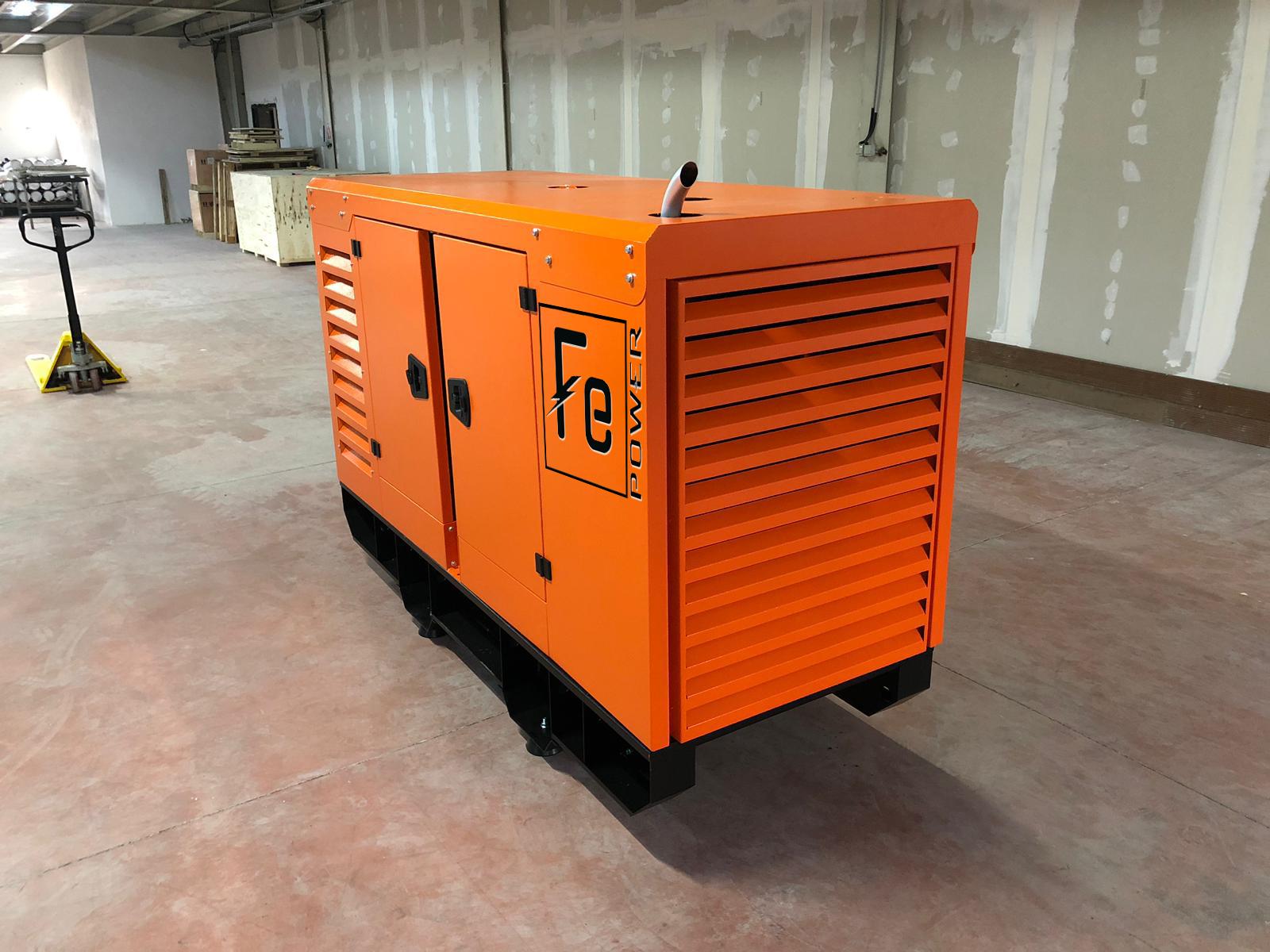 150 Kva Ricardo Generator