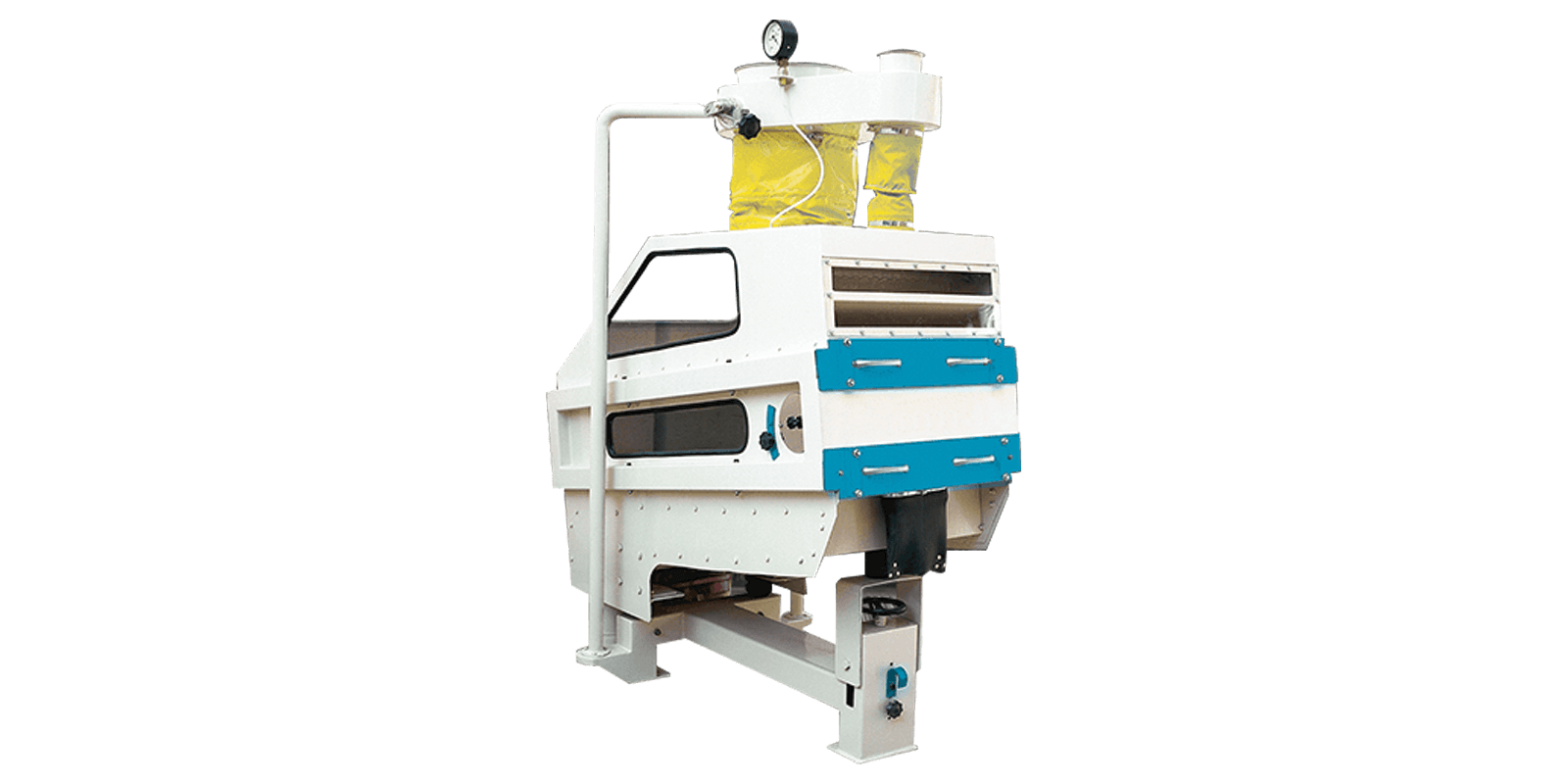 Milling Machines - Destoner