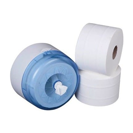 Center Feed Toilet Paper