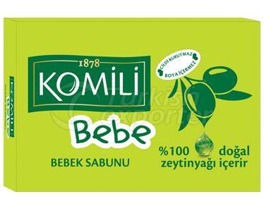 Jabón de bebé Komili Bebe