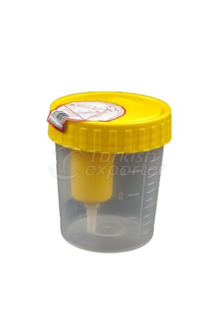 Urine Vacuum Cups