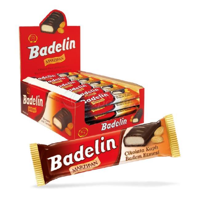 312 код Баделин Марципан с шоколадом 50г