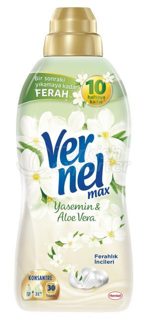 VERNEL MAX JASMINE&ALOE VERA 720ML