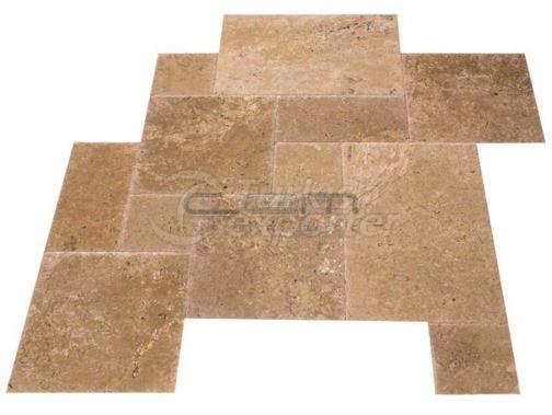 Chiseled Edge Pattern CEM-FPCE-04