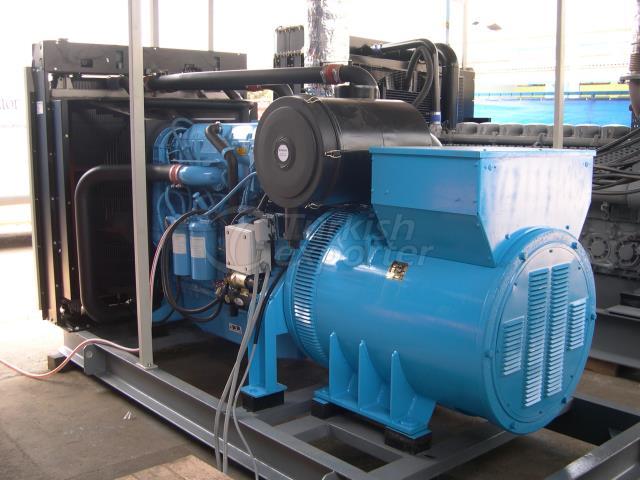 Groupes électrogènes diesel série SGP
