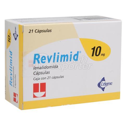 REVLIMID 10MG 21 CAPSULES